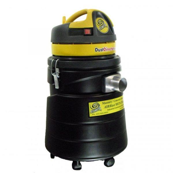 """CP1200, 1-Motor Chimney Sweep Vacuum w/ 3"""" & 1.5"""" Hoses"""