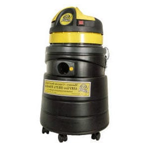 Concrete Dust Control Vacuums with Non-Clogging Filtration