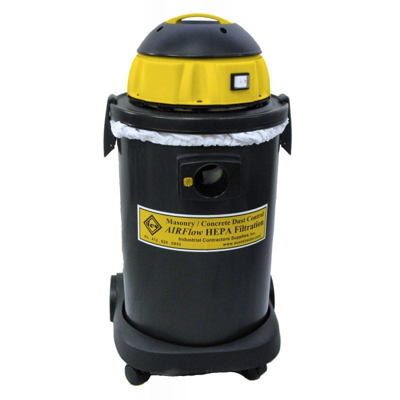 Easily 10% Greater Suction than Bosch, Dewalt, Fein, Makita & Metabo Vacuums.