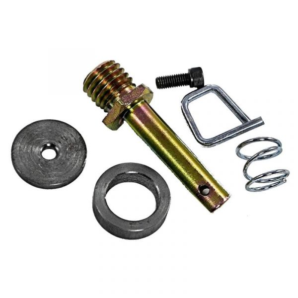 Each 5/8-11 Threaded Stud includes hardware for using all types of wheels and abrasives.