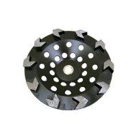 Coatings Removal + Grinding Cup Wheels.