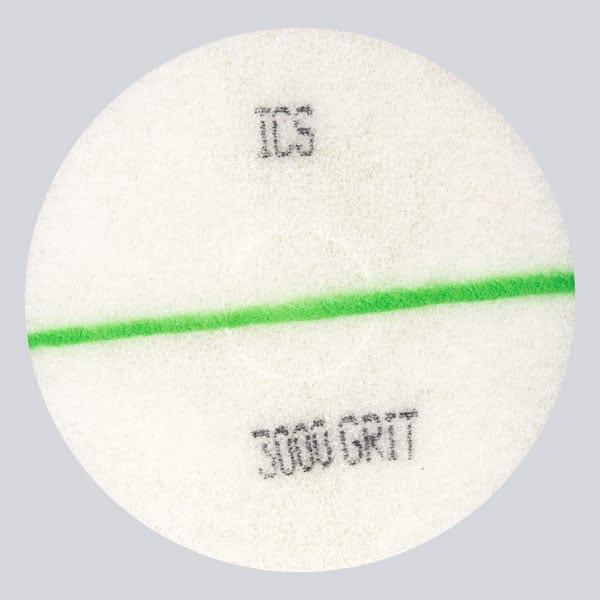 Diamond Impregnated Floor Pad Ferron DiamaPad 800 Grit 13 Blue