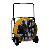 "Mobile, Industrial 16"" & 24"" Power Blower - 0 to 15,663 CFM of Air Movement."