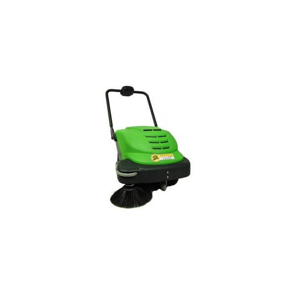 "24"" SmartVac - Sweeper + Vacuum."
