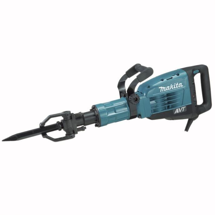 "42# Demolition Hammer, 1-1/8"" Hex Chisels"