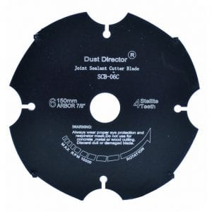 Stellite Cutter - Joint Sealant Removal Blades.