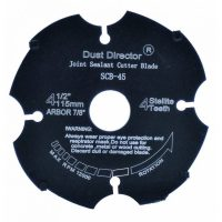 "Joint Sealant Cutter Blade, 4-1/2""."