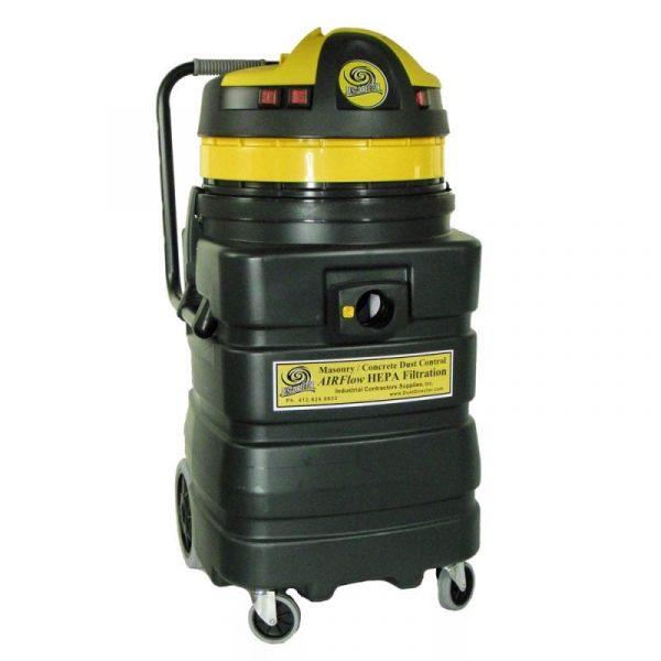 Dust Director model DD3900, 240 Volt 3-Motor, 447 CFM Vacuum.
