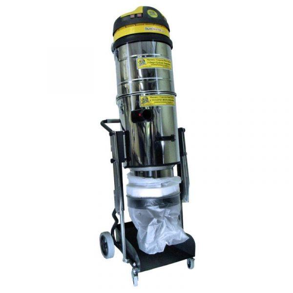 Cyclone w/ Maxi-Bag System: 120 & 240 Volt Model.
