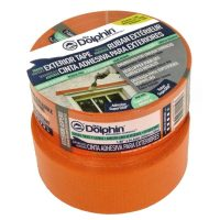 Exterior Masking Tape - for Rough Surfaces.