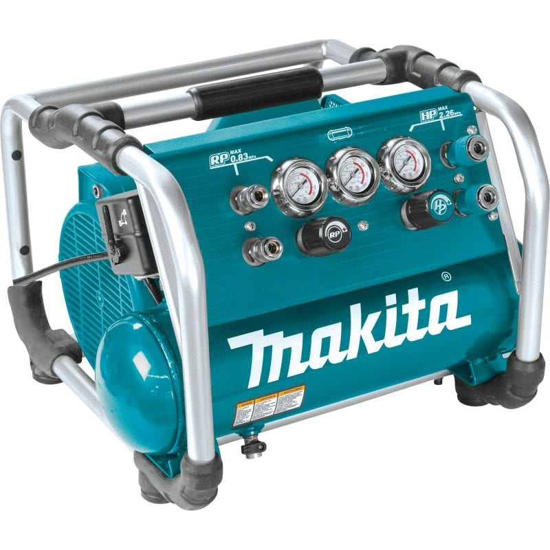 Buy Makita AC310H – 2 5 HP* High Pressure Air Compressor